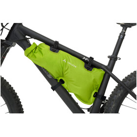 VAUDE Trailframe Steltaske 8l, black/green